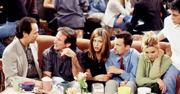 friends billy crystal robin williams
