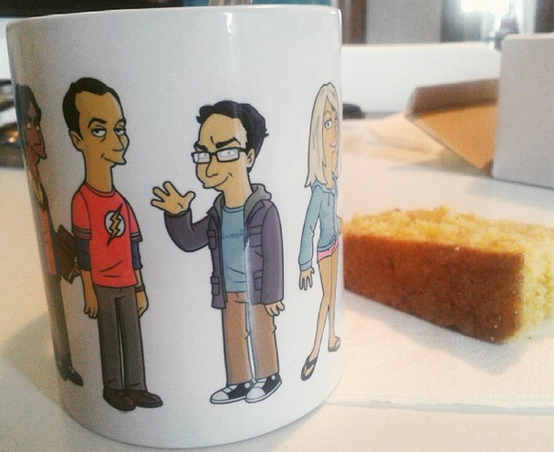 taza big bang