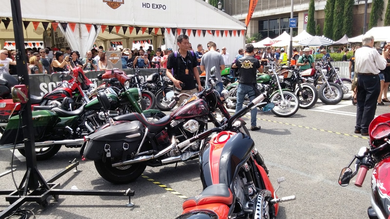 harley days 2015