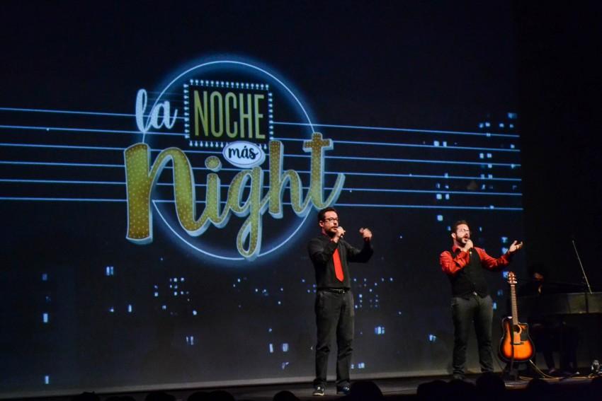 Los Martínez La Noche Más Night