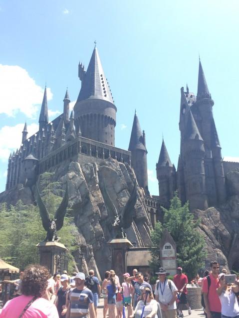 universal studios hogwarts