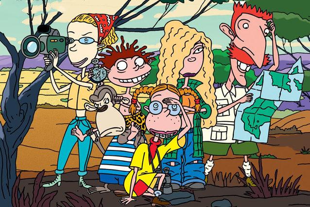Las Mejores Series De Nickelodeon De Los 90 Silenzine