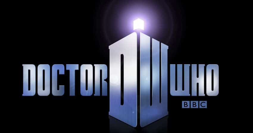 New Doctor Who Logo doctor who HD