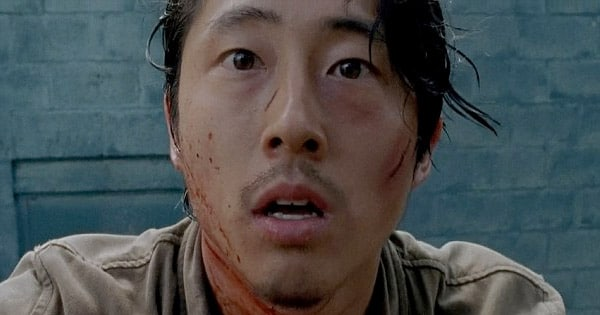 glenn the walking dead