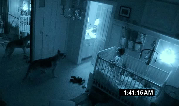 paranormal activity 2 nino