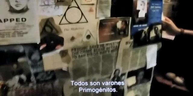 simbolo paranormal activity los senalados