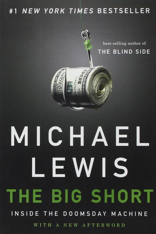 the big short book