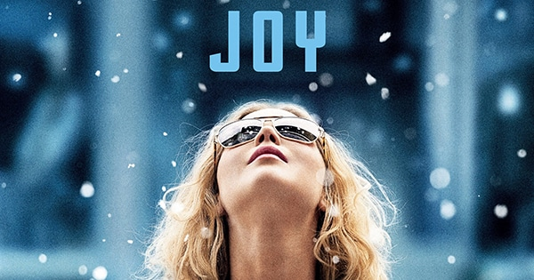 Joy UK Quad Teaser Poster Jennifer Lawrence slice