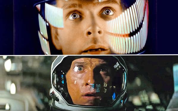 Interstellar 2014 Nolan Influence Stanley Kubrick