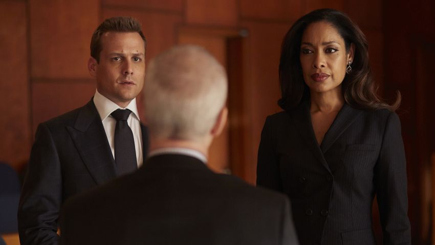 Suits Harvey Jessica
