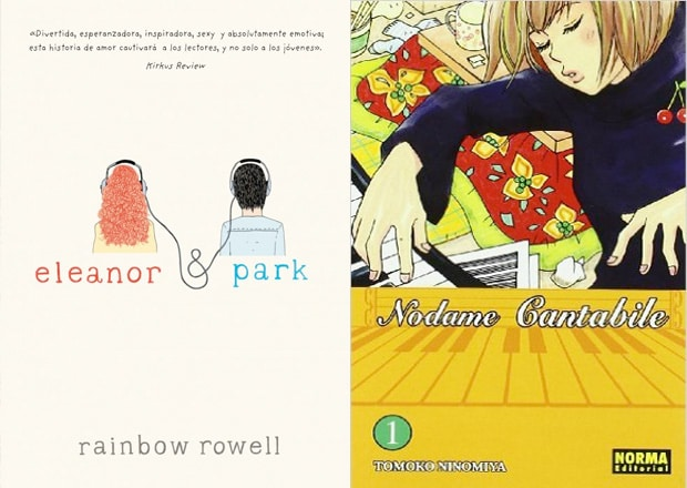 Eleanor & Park y Nodame Cantabile