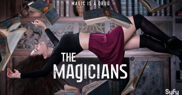 portada magicians
