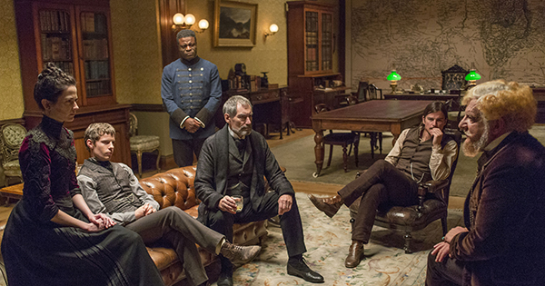penny dreadful season 2 eva green josh hartnett harry treadaway danny sapani timothy dalton simon russell beale 1