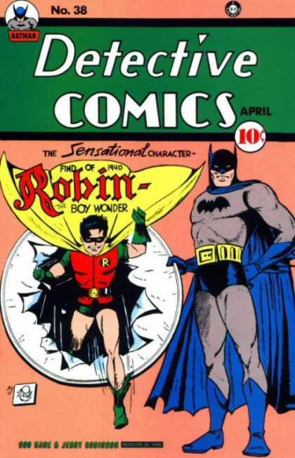 Detective Comic 38