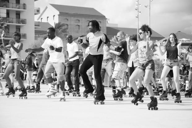 Rollerjam en el Skate Love BCN