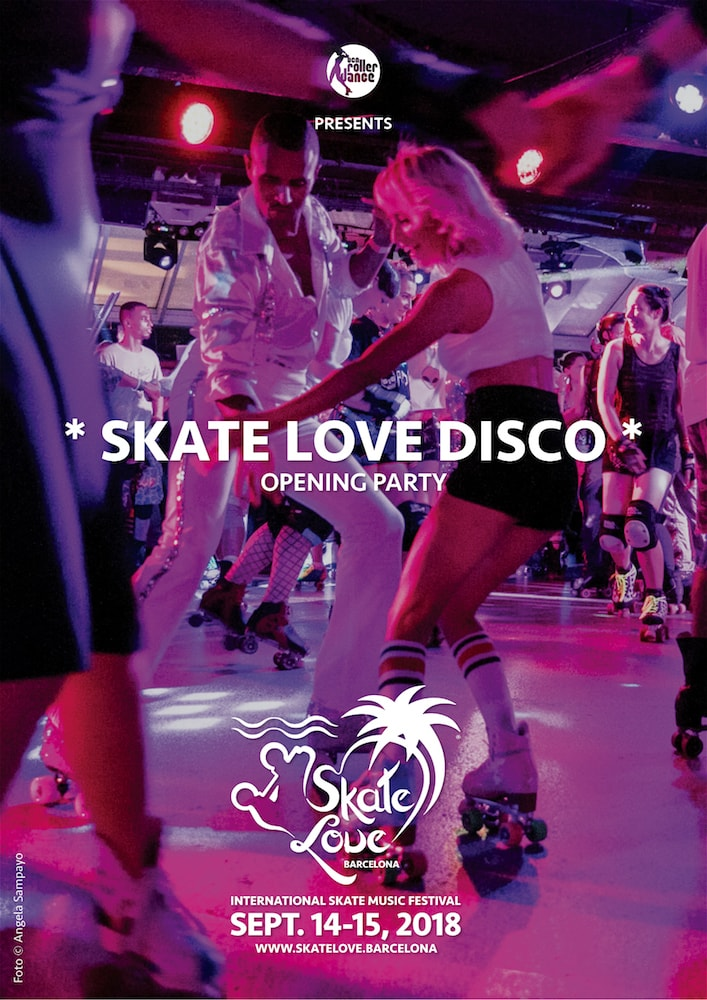 skatelove party bcn