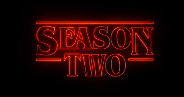 segunda temporada strangerthings