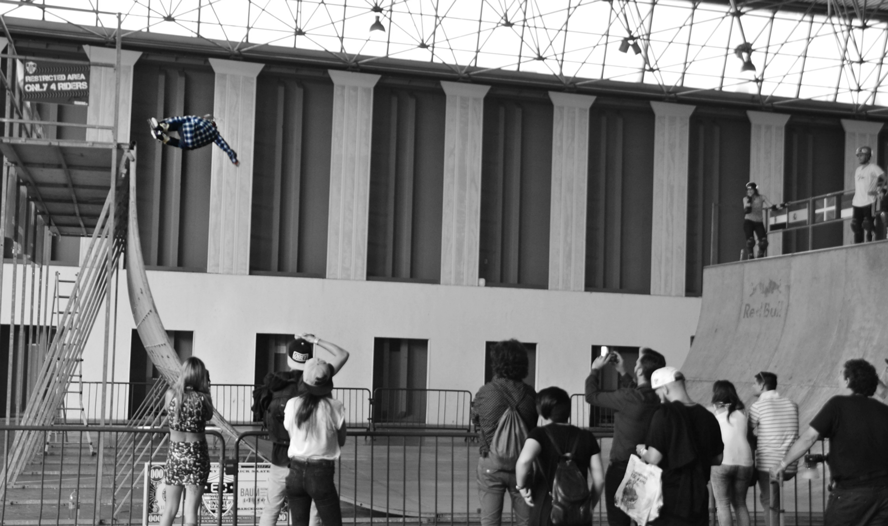 barcelona tattoo expo skate