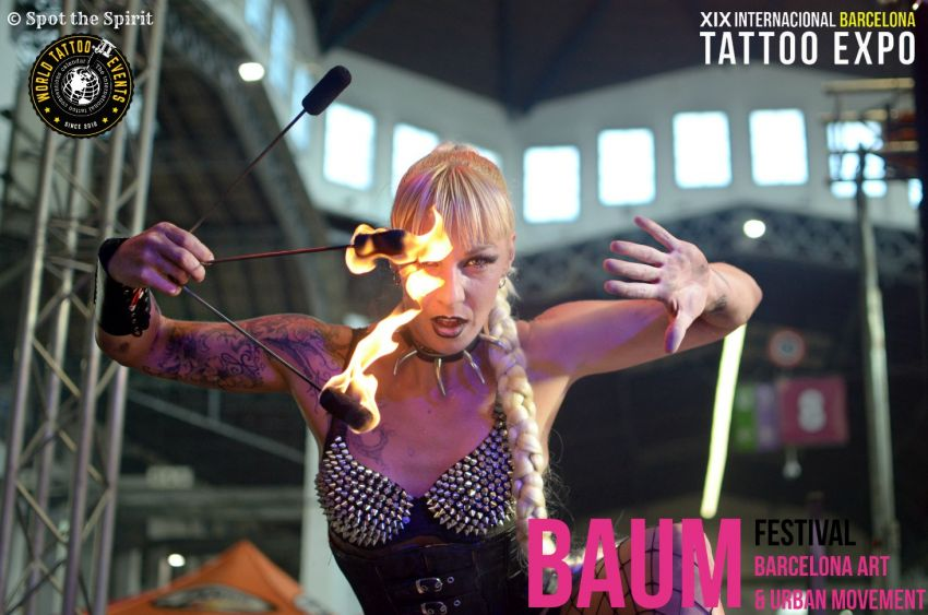 salon del tattoo 2016 barcelona