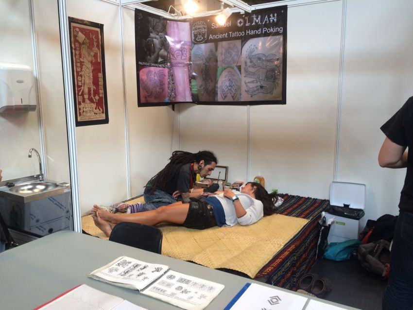 Salon del tattoo barcelona 2016