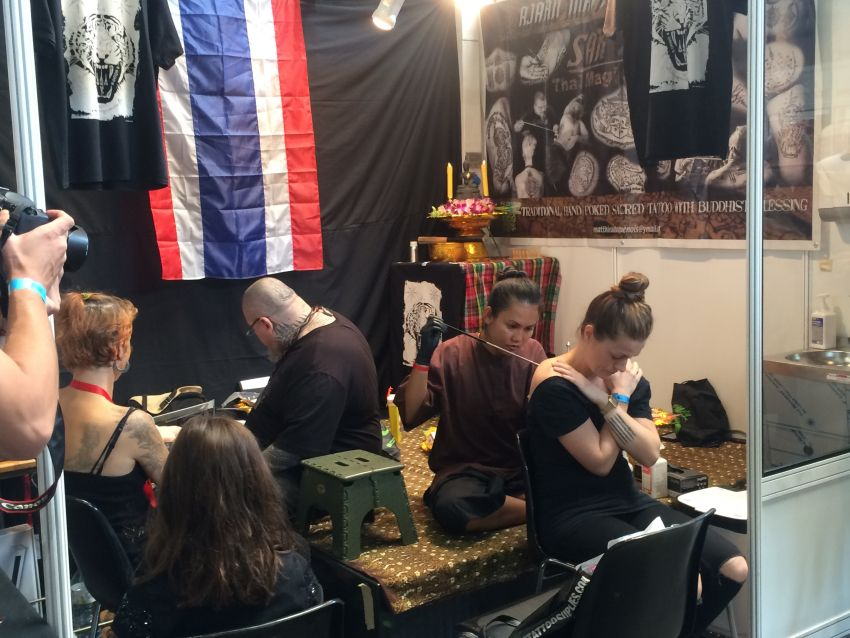 salon tattoo barcelona 2016