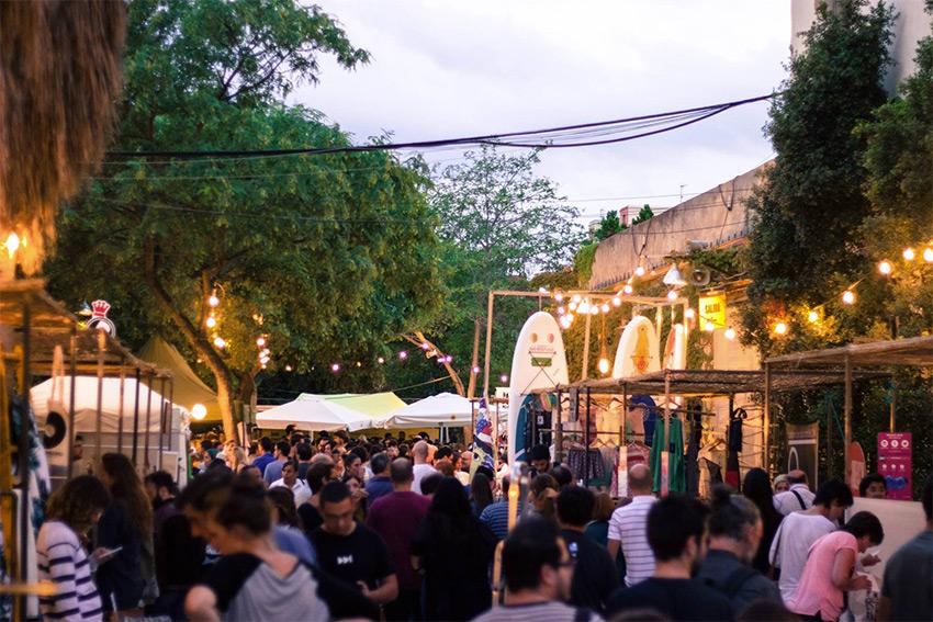 Palo Alto Market - Mercadillos más hipsters de Barcelona