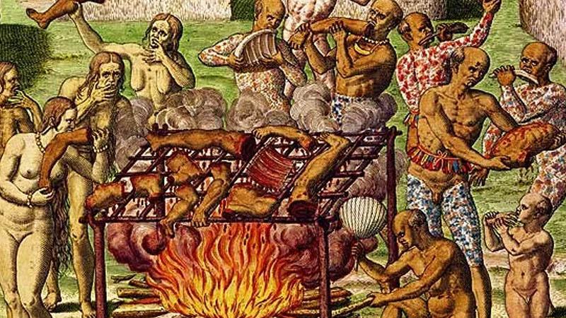 roanoke canibalismo