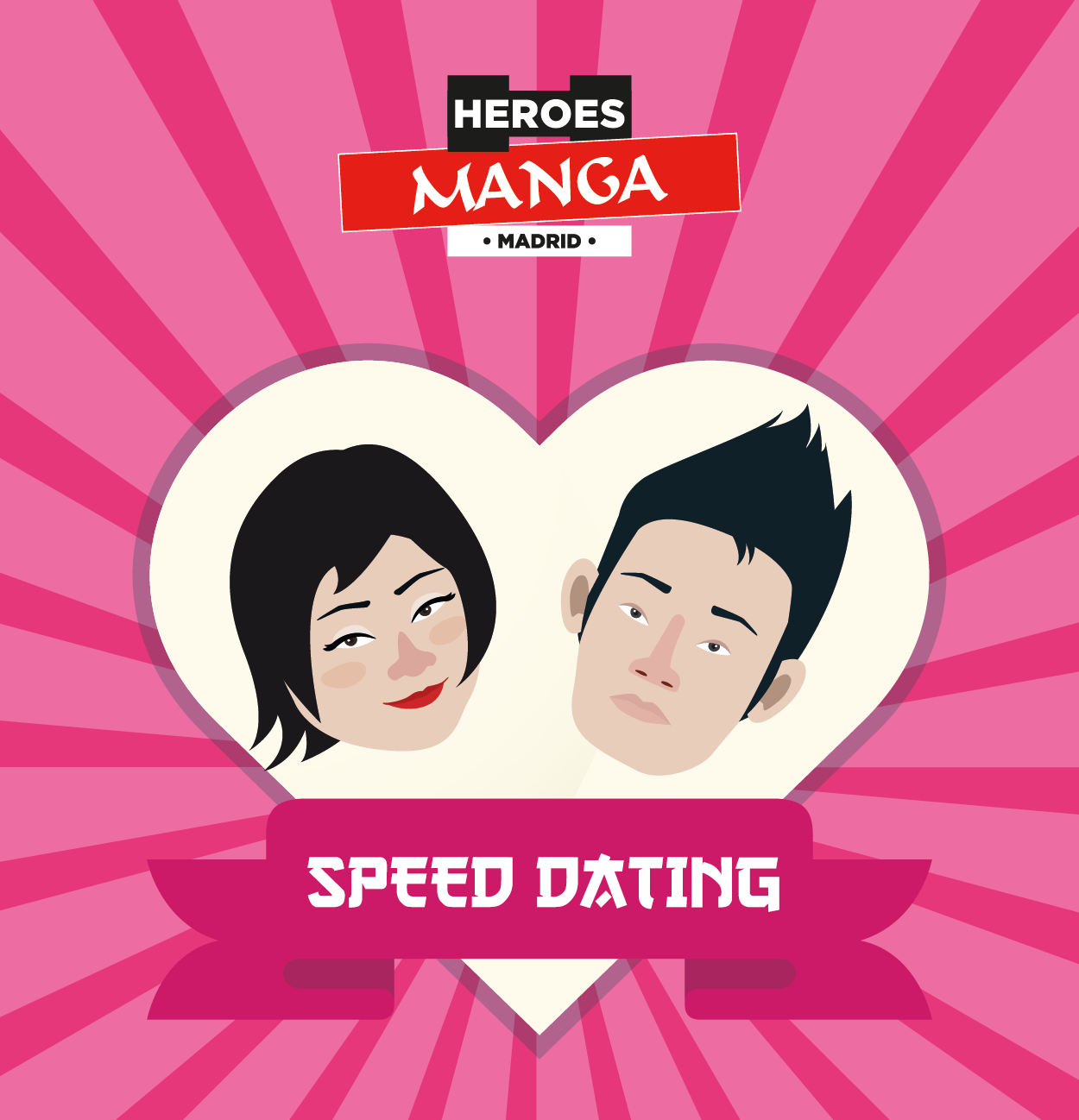 SPEED DATING OTAKU LOVE