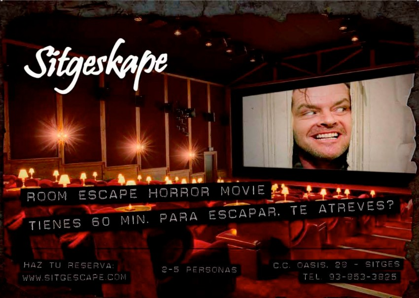 sitgeskape room escape