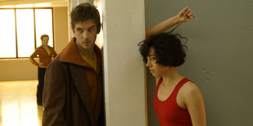 aubrey plaza aslenny buskers in legion on