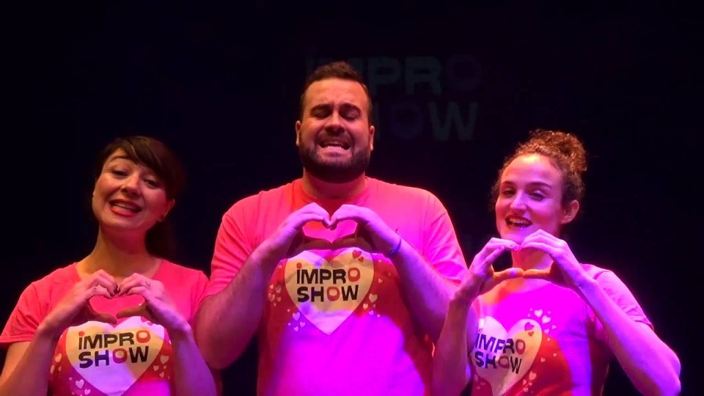impro show lovers night