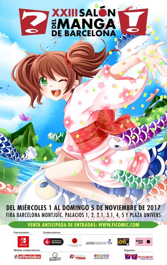 XXIII Salon del Manga de Barcelona