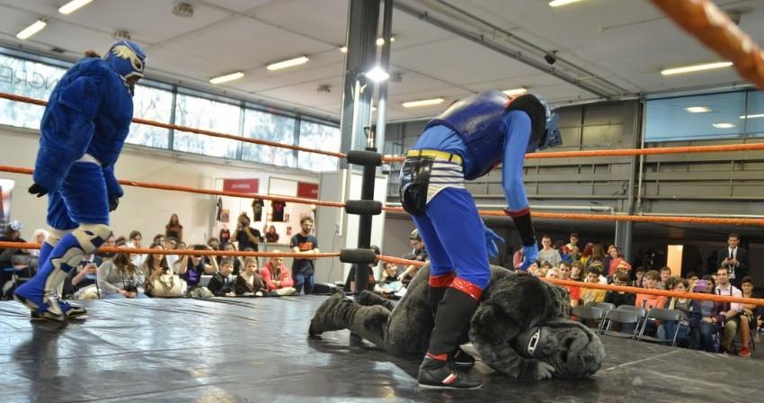 ring de luchas