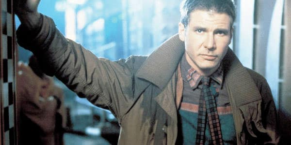 did deckard dream of electric sheep was harrison ford a replicant in blade runner