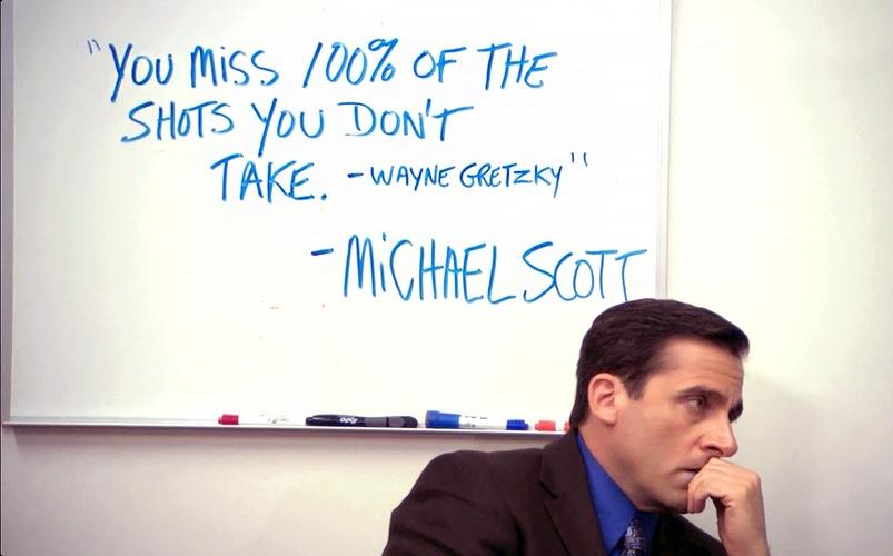 Una de las muchas inspiraciones de Michael