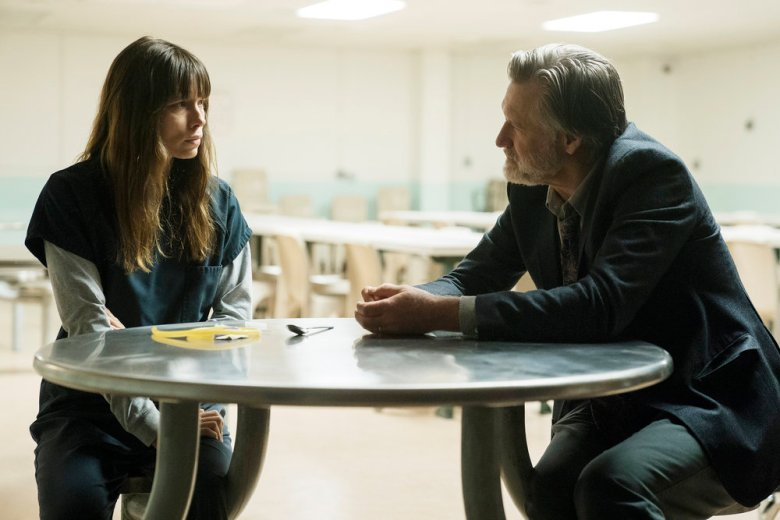 the sinner jessica biel bill pullman