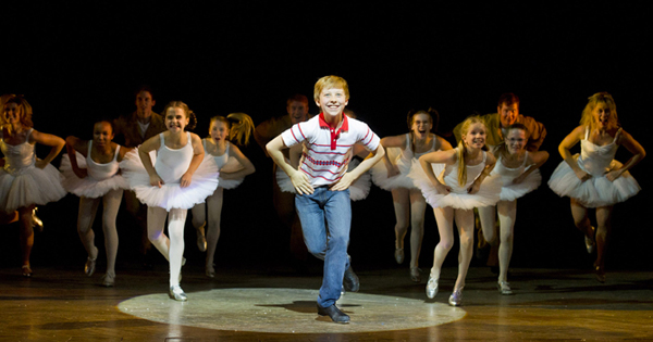 billy elliot madrid