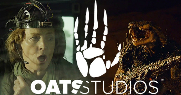 Cortos SciFi experimentales: Oats Studios y Neill Blomkamp