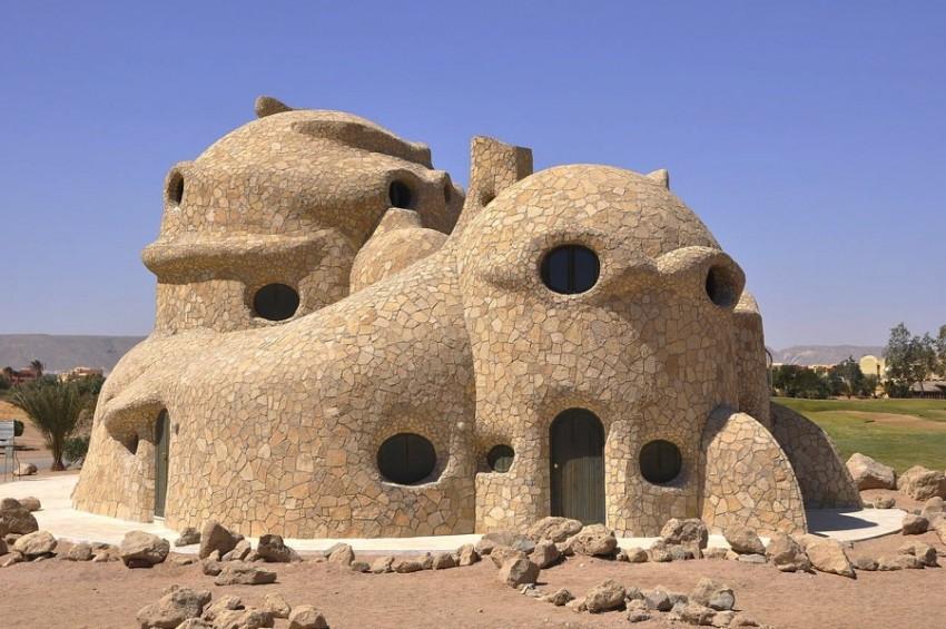 tatooine hotel gouna egipto