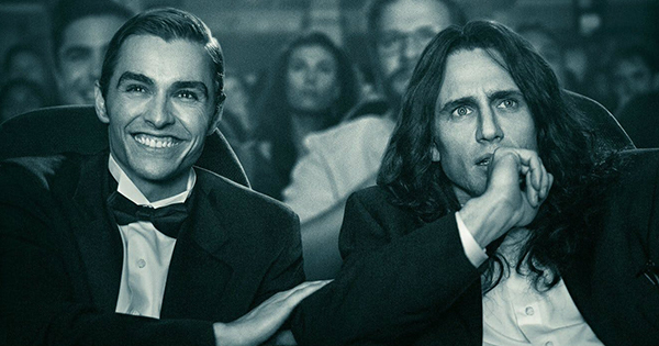 the disaster artist posters