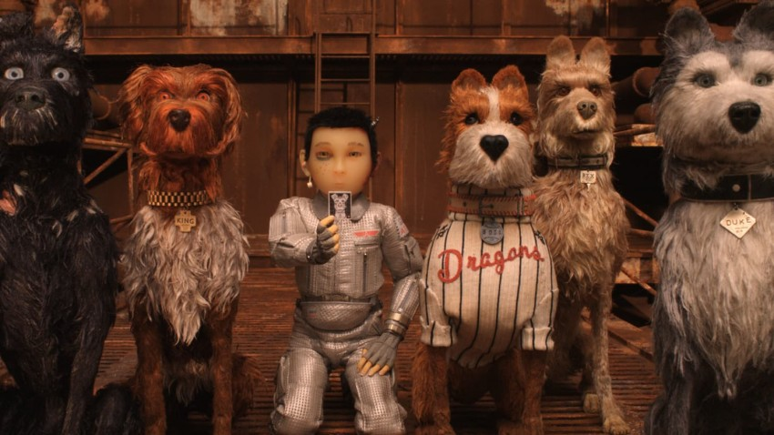 180323 han isle of dogs tease nmszes