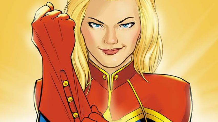 captain marvel crop