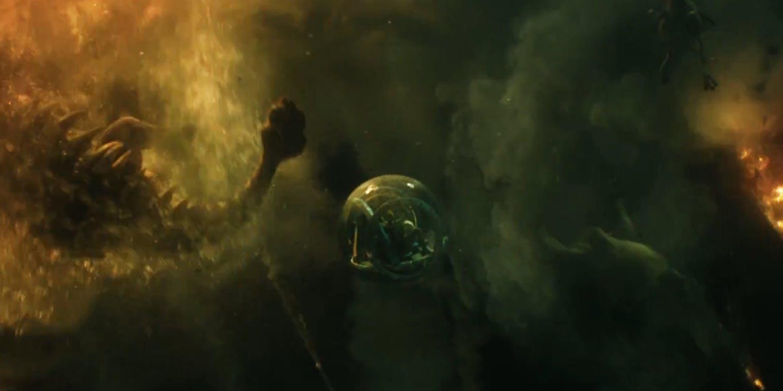 Jurassic World 2 Trailer Gyrosphere Water