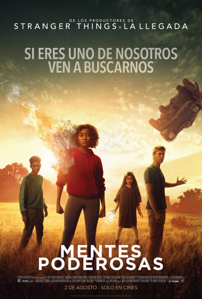 the darkest minds poster goldposter com 4