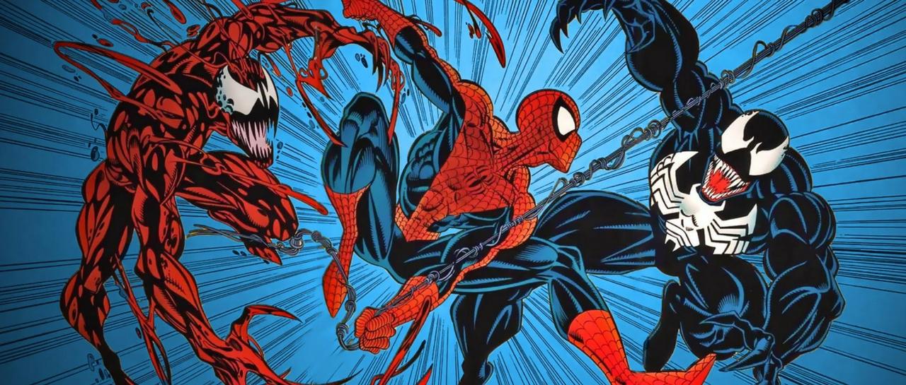 Carnage Venom Spider