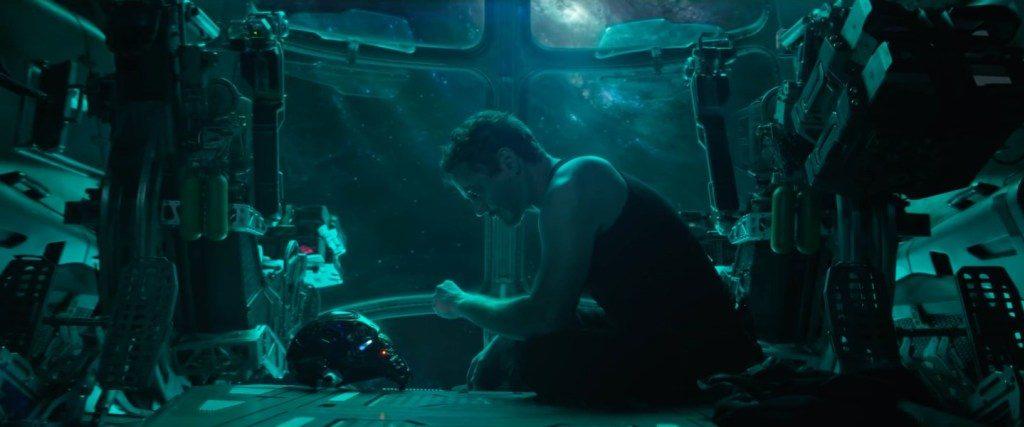 Avengers Endgame Tony in Space