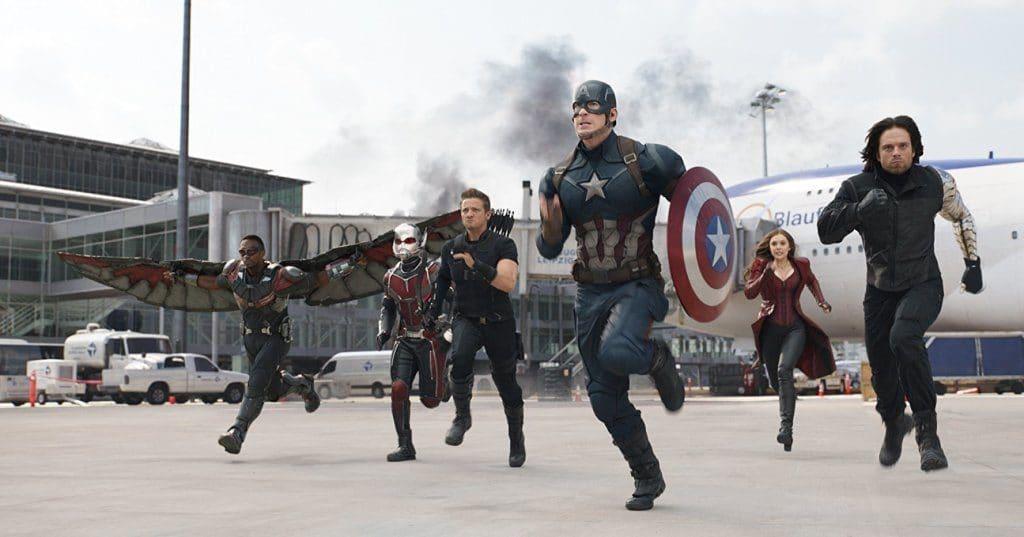 civil war airport fight