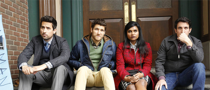 mindy project serie