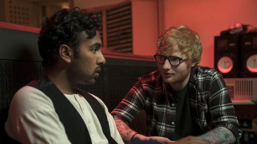 Jack y Ed Sheeran en el estudio