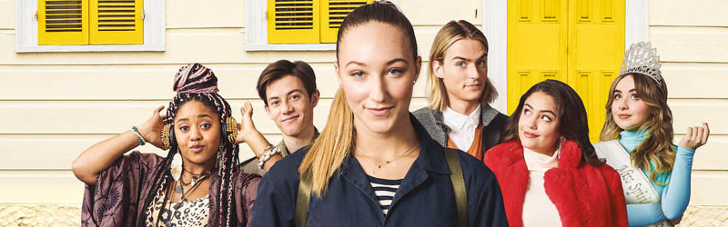 Tall girl, una película mierda en Netflix